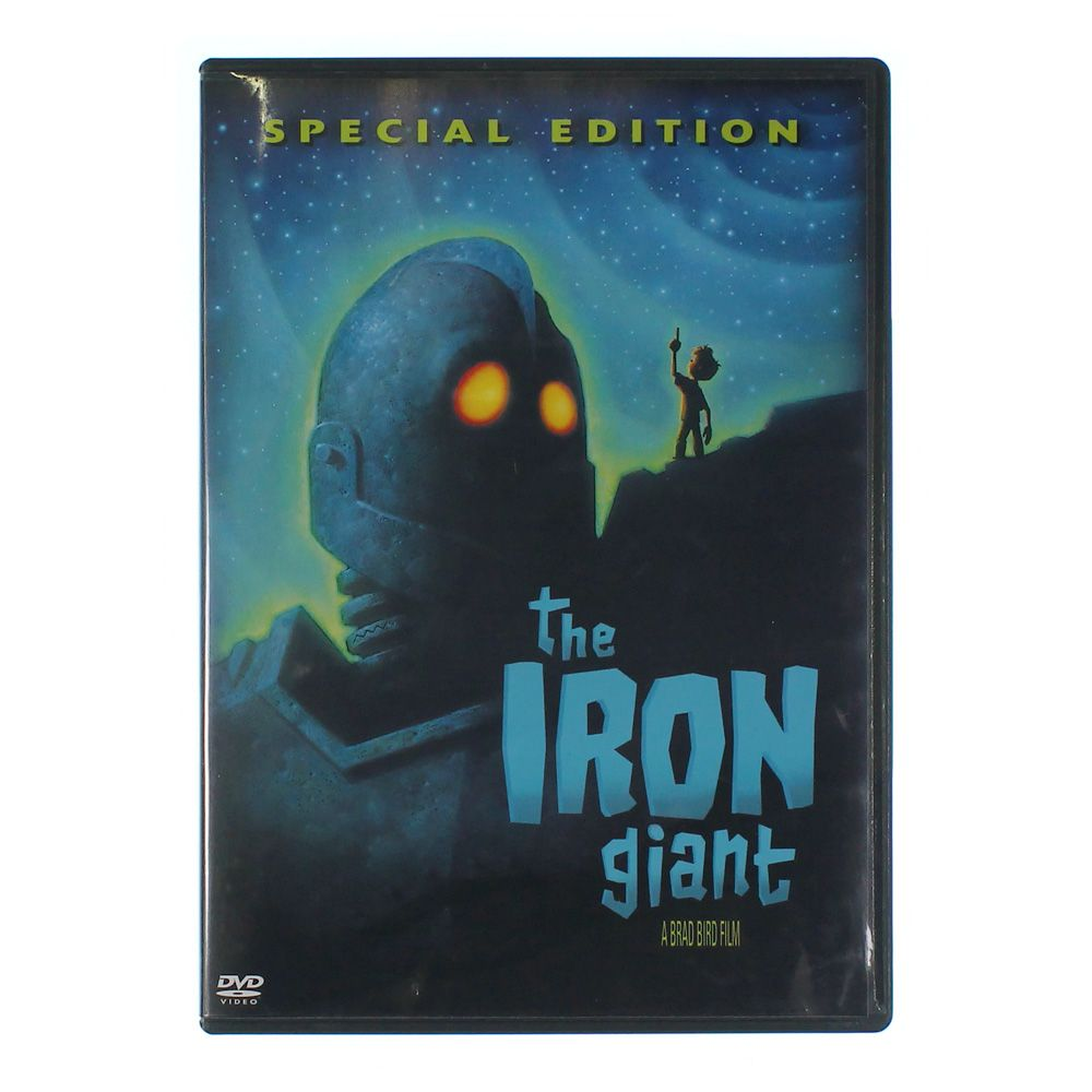Movie: The Iron Giant (Special Edition) 7406364936