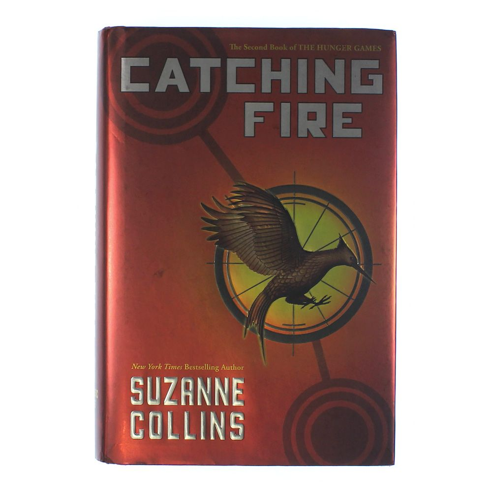 Book: The Hunger Games - Catching Fire 7411739126