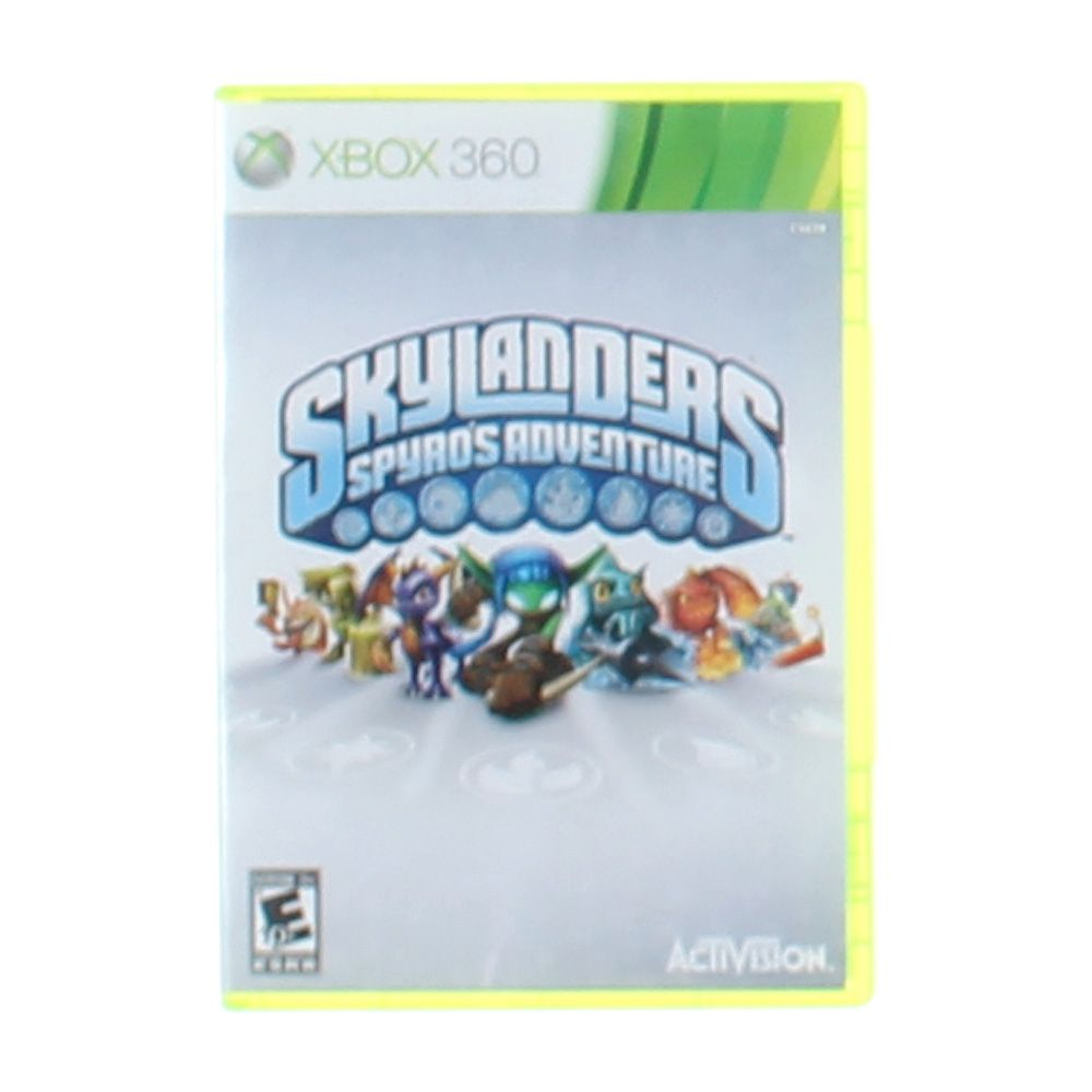 Video Game: Skylanders Spyro's Adventure 7413891876
