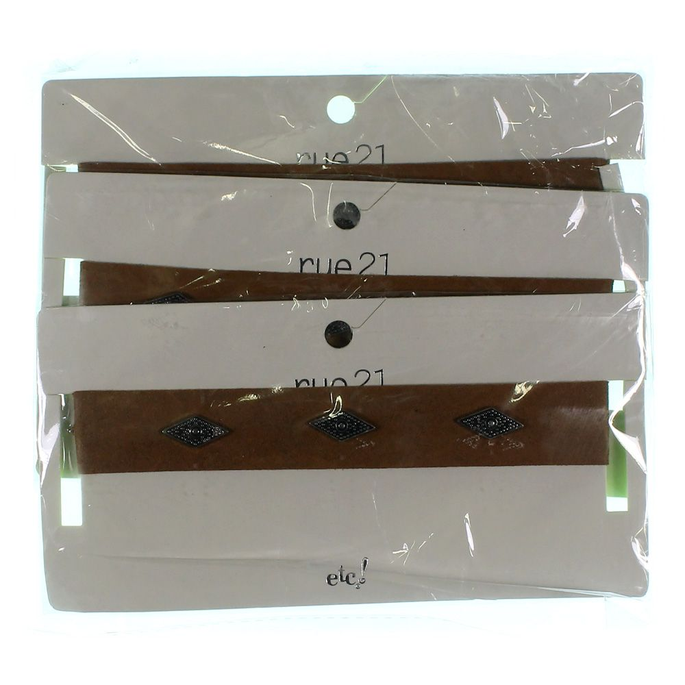 "Image of ""3 Pack Choker Set, size One Size"""