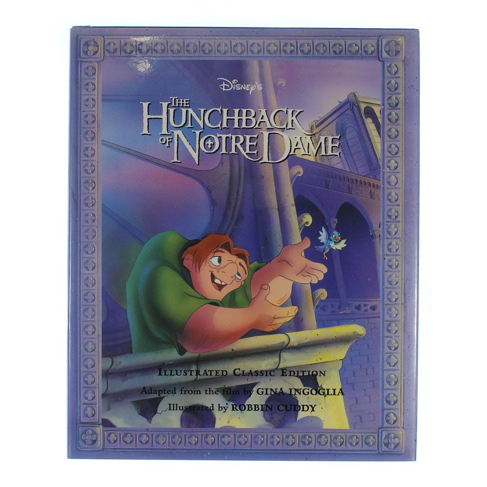 Book: The Hunchback of Notre Dame 7416844361