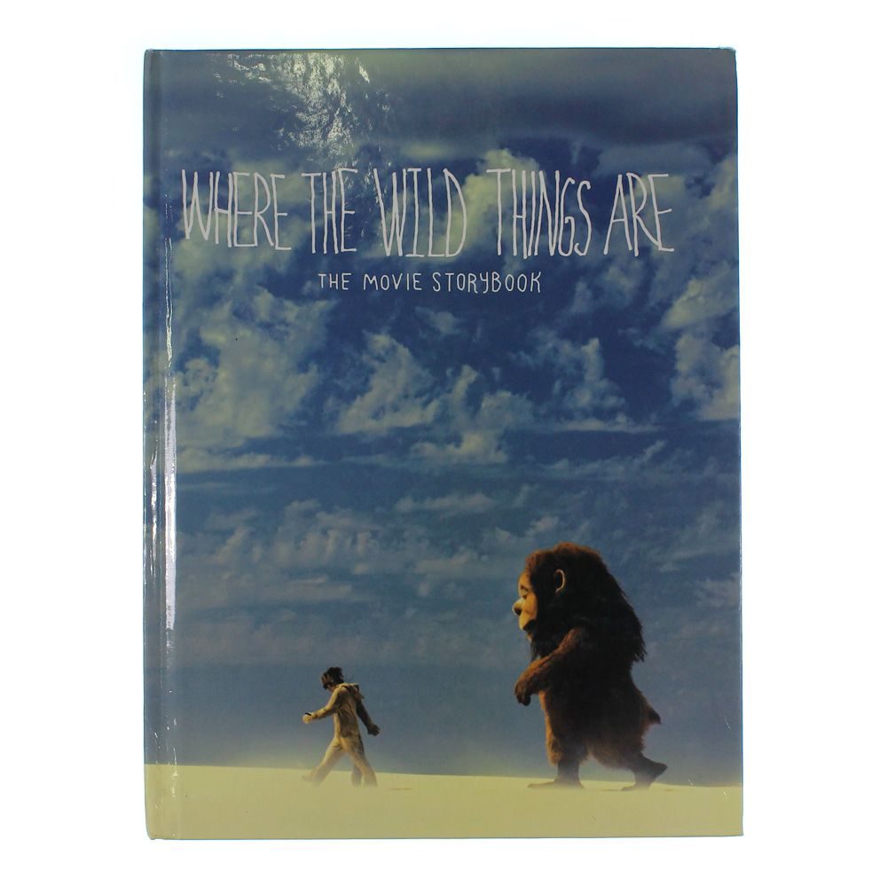 Book: Where The Wild Things Are 7417426859
