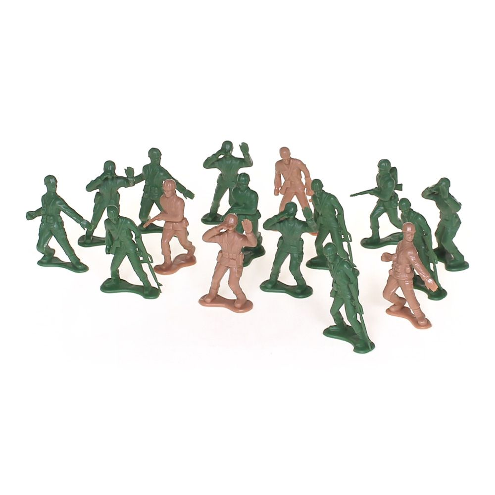 Image of 16 Piece Soldier Set