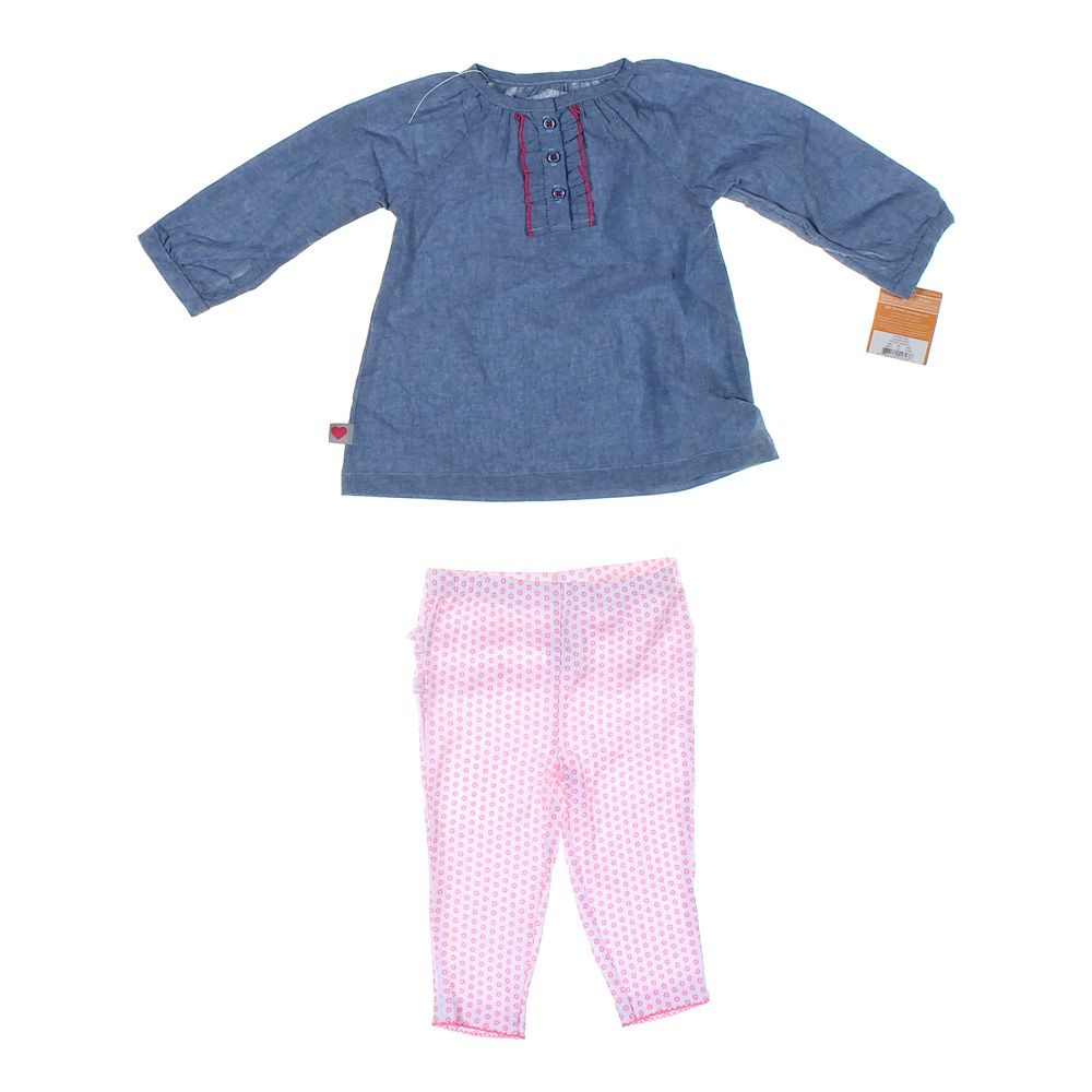 """""Leggings & Shirt Set, size 9 mo"""""" 7420779019"