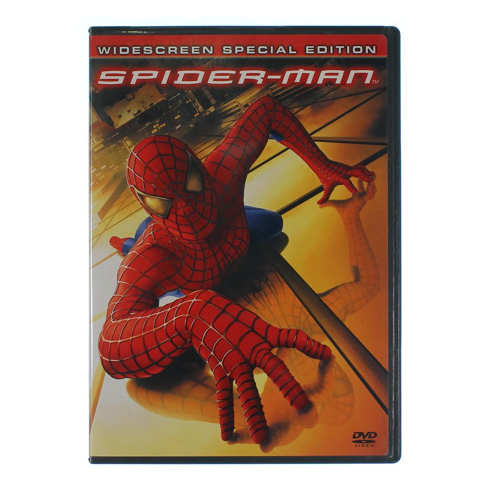Movie: Spiderman 1 (Widescreen Special Edition) 7423137303