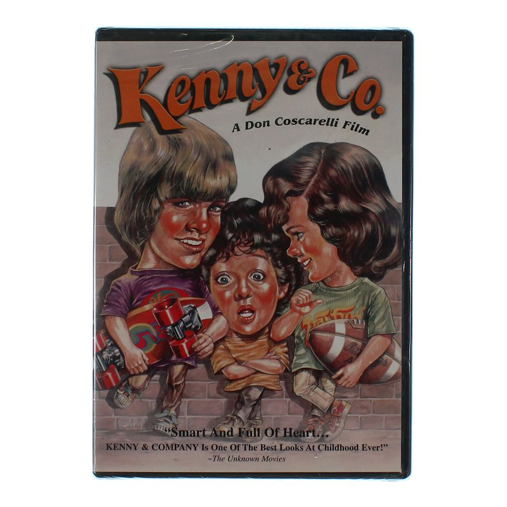 Image of DVD: Kenny and Company