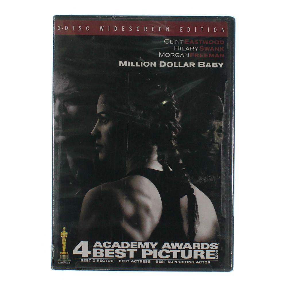 Movie: Million Dollar Baby (Two-Disc Widescreen Edition) 7430870779