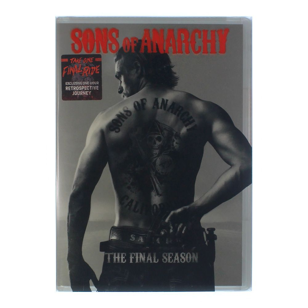Movie: Sons Of Anarchy: The Complete Seventh Season (Widescreen) 7433412443
