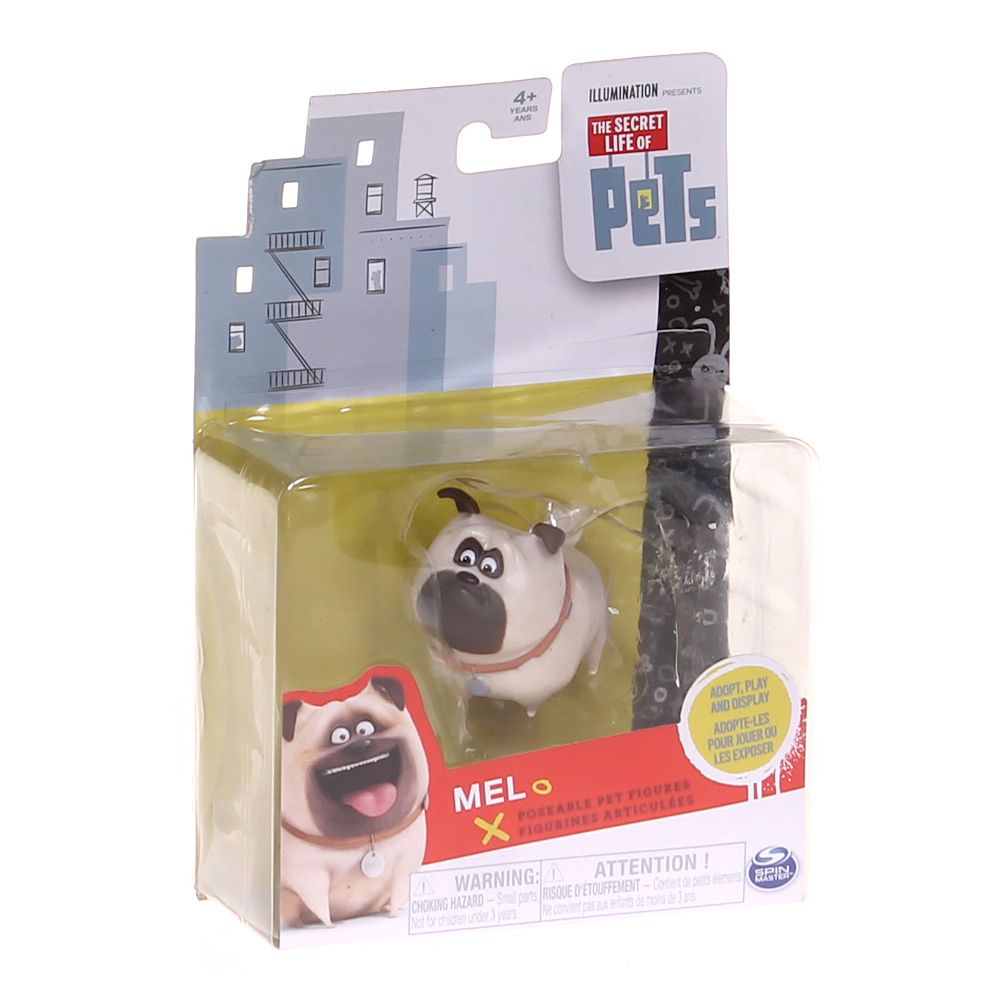 Poseable Pet Figure: Mel 7434855331