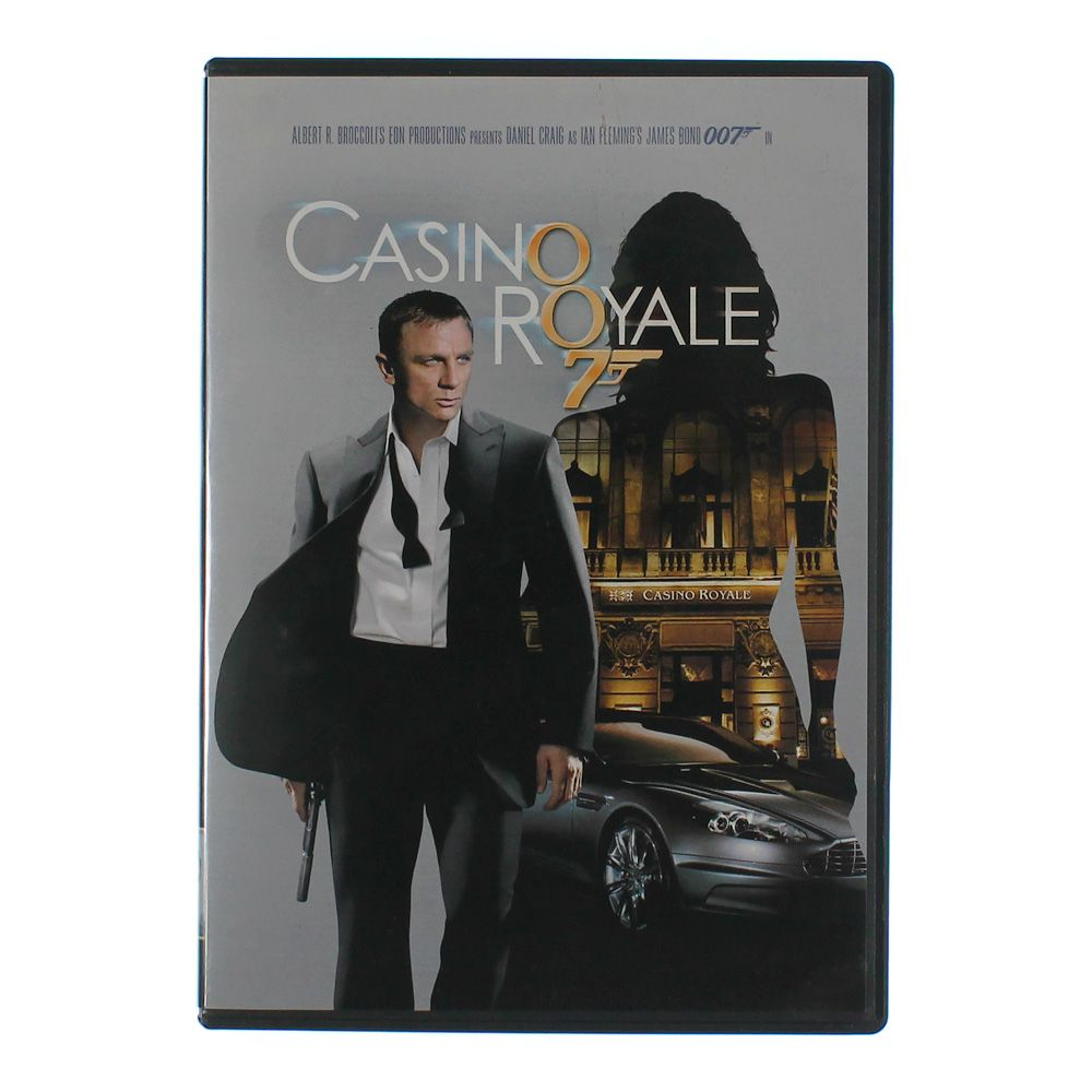 Movie: Casino Royale 7435214454