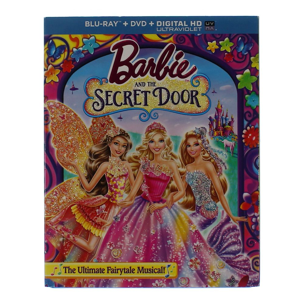 Movie: Barbie and The Secret Door 7435514986
