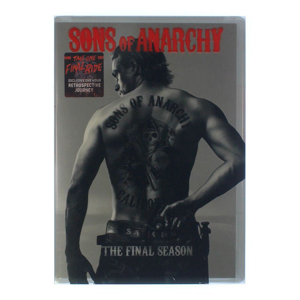 Movie: Sons Of Anarchy: The Complete Seventh Season (Widescreen) 7435691614