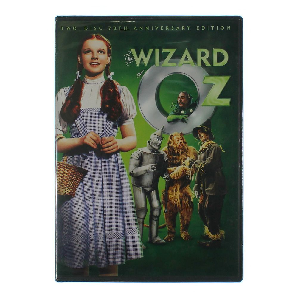 Movie: The Wizard of Oz (Two-Disc 70th Anniversary Edition) 7440166594