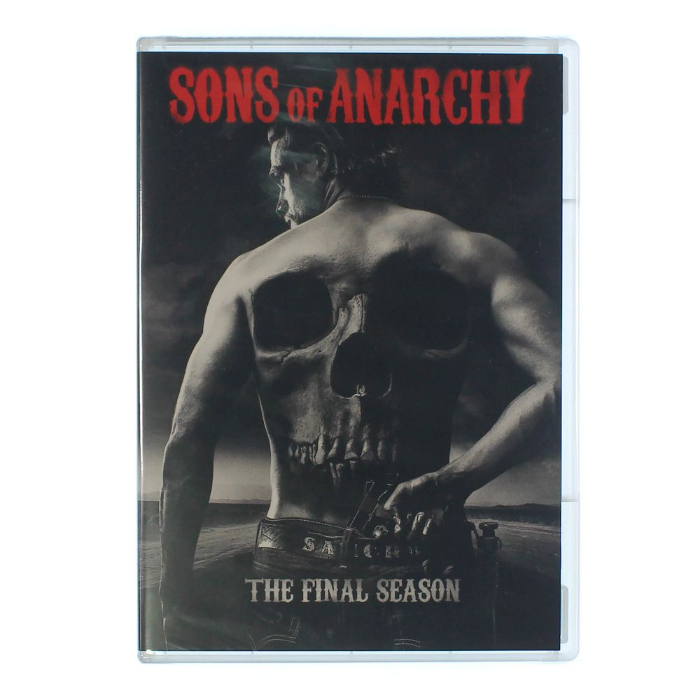 Movie: Sons Of Anarchy: The Complete Seventh Season (Widescreen) 7442967654