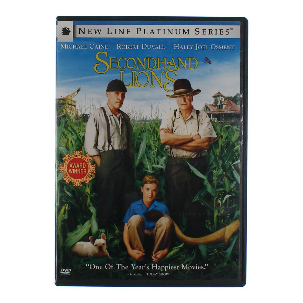 Movie: Secondhand Lions (2003) 7444597870