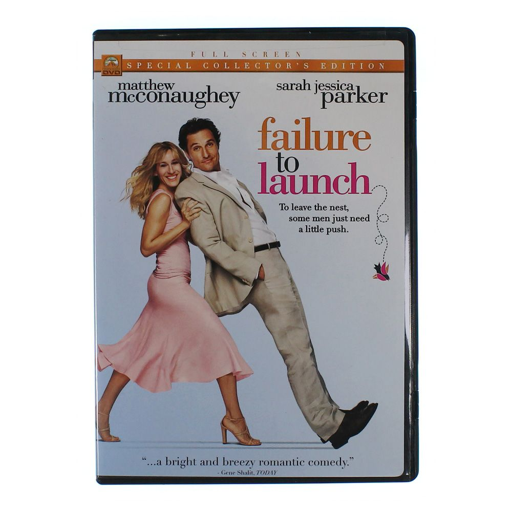 Movie: Failure to Launch (Full Screen Edition) 7456375512