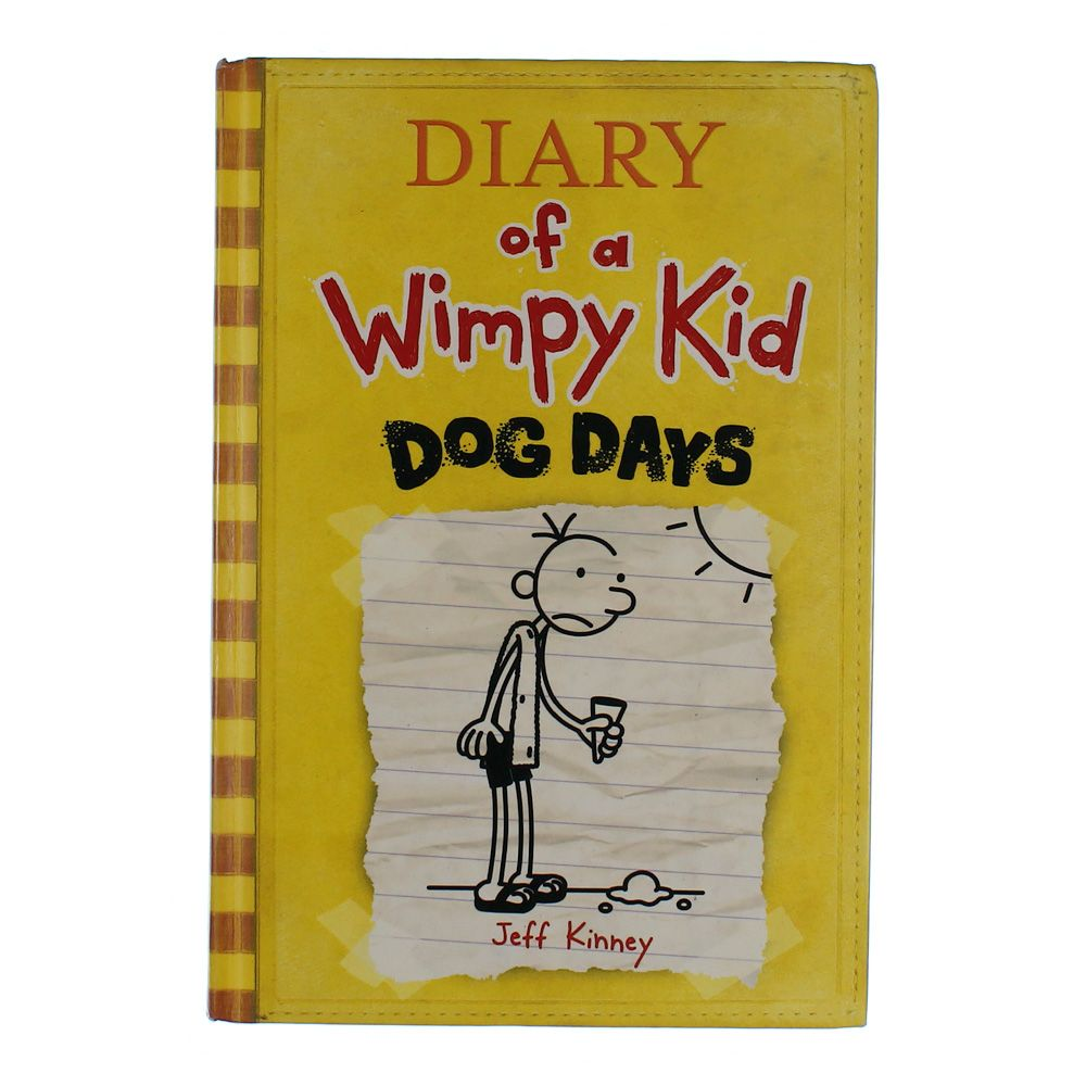 Book: Diary Of A Wimpy Kid Dog Days 7457431360