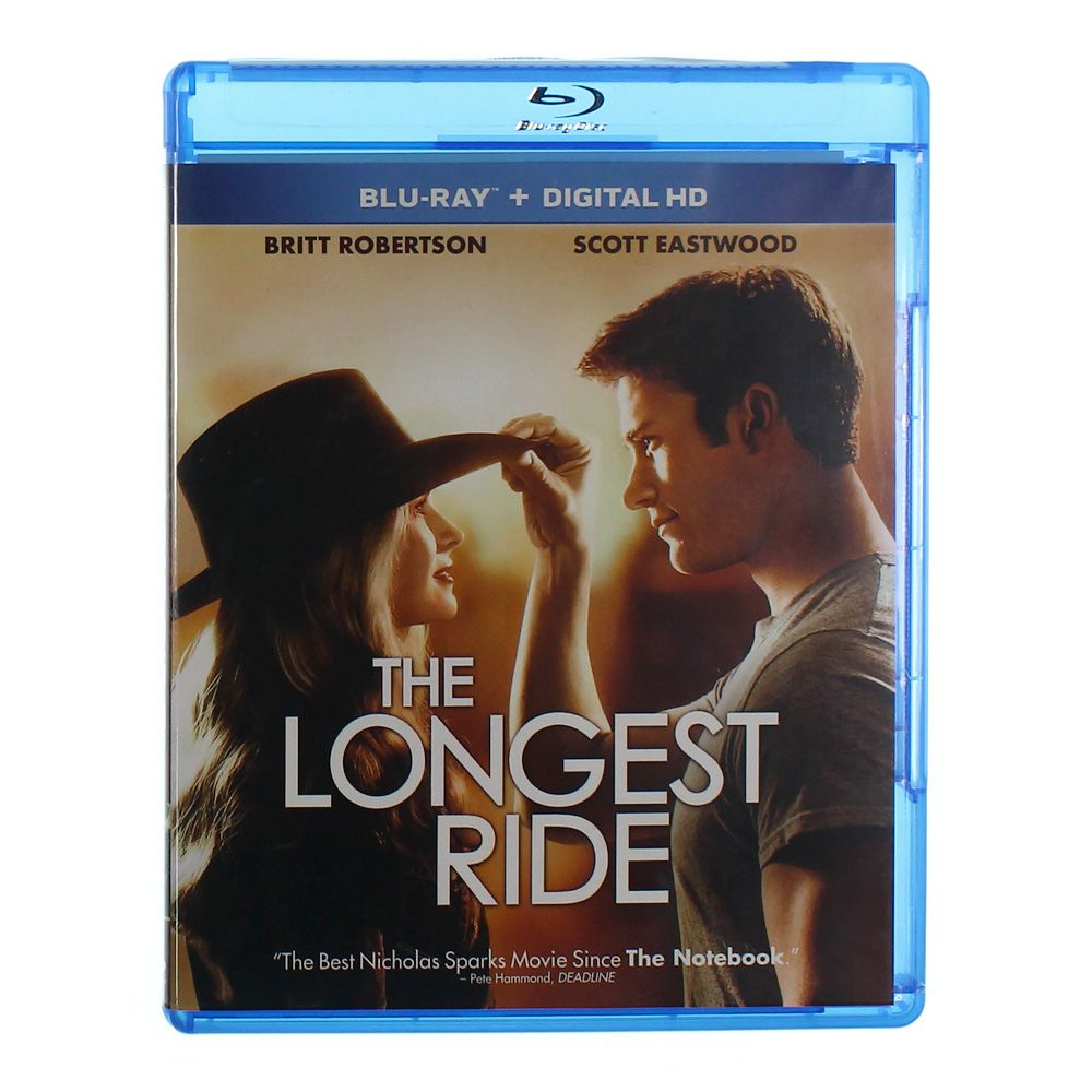 Movie: The Longest Ride 7460791079