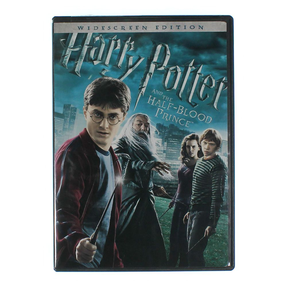 Movie: Harry Potter and the Half-Blood Prince (Widescreen Edition) 7460884108