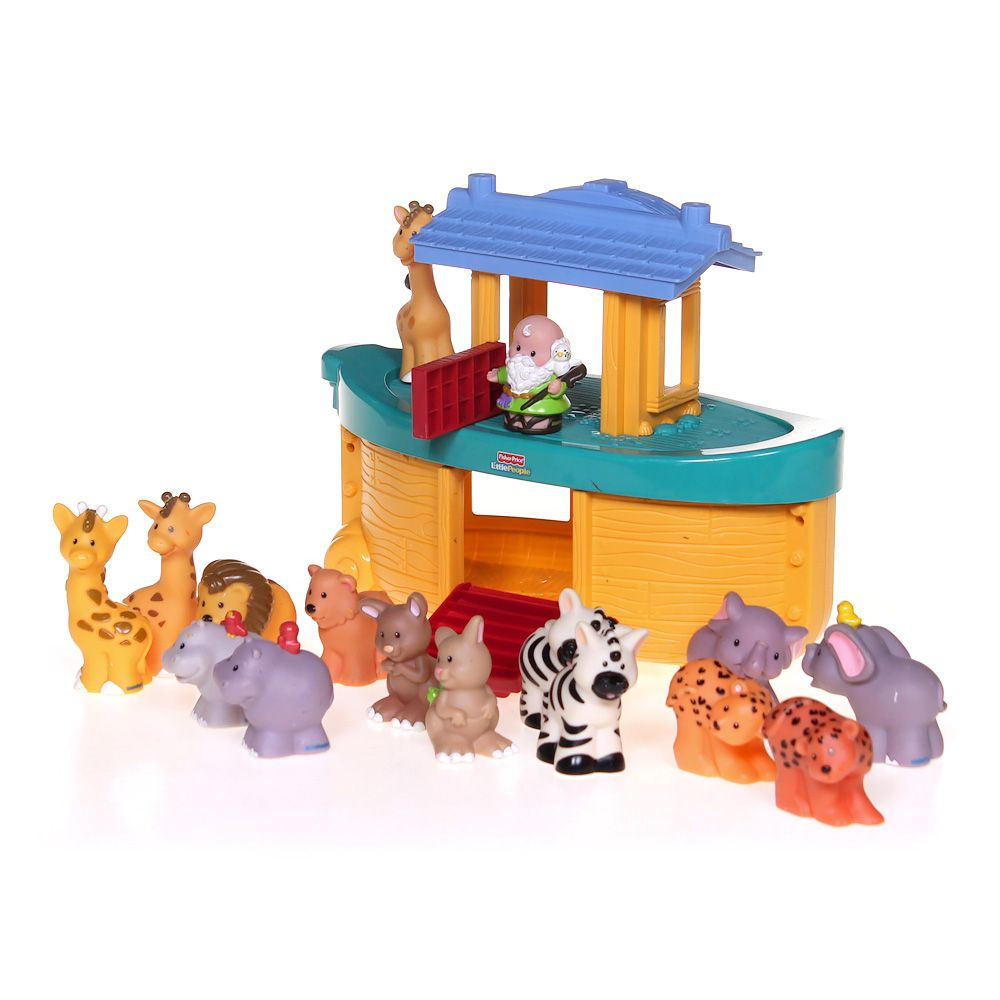 Fisher-Price Little People Noah's Ark Playset 7461128545
