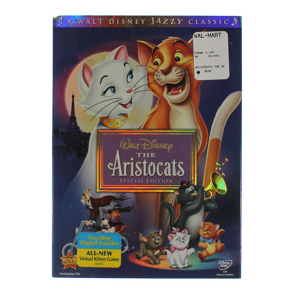 Movie: The Aristocats (Special Edition) 7463729301