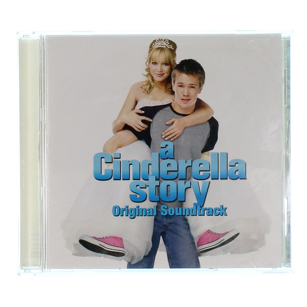 Image of CD: A Cinderella Story