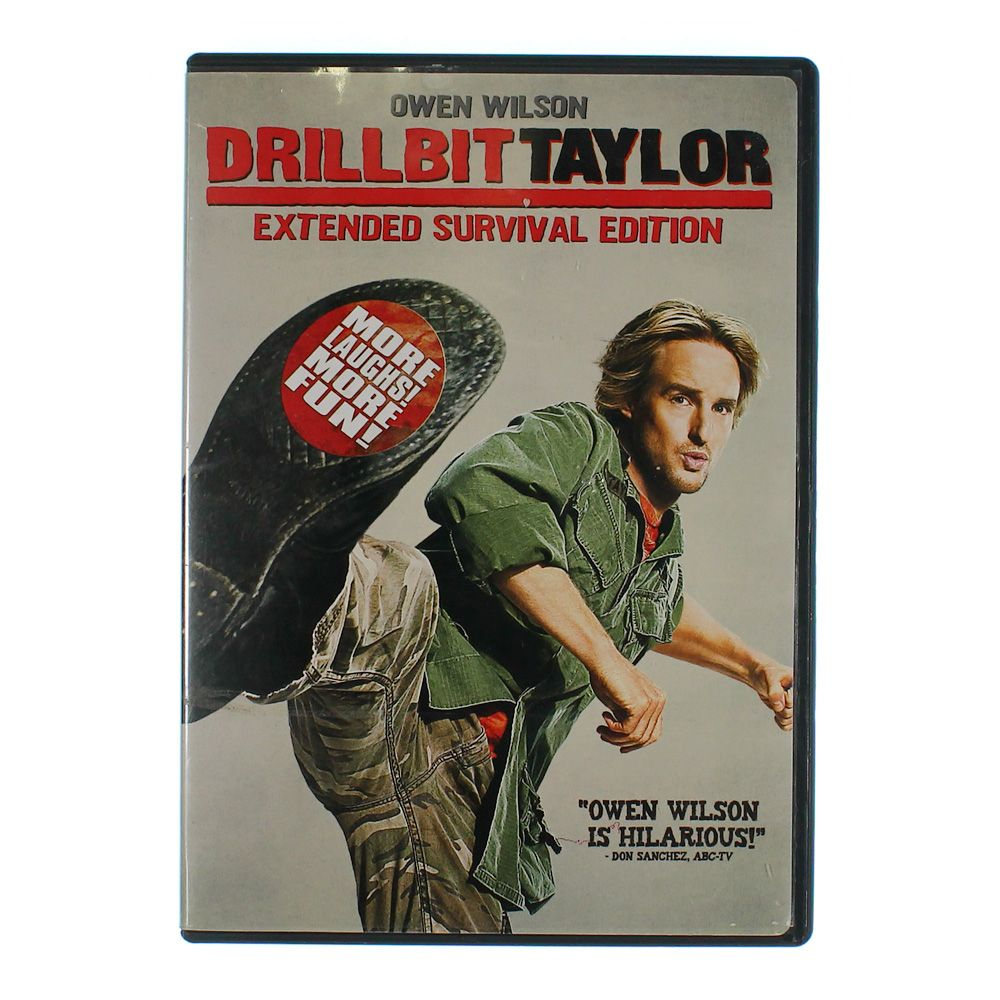Movie: Drillbit Taylor (Unrated Extended Survival Edition) 7477176802