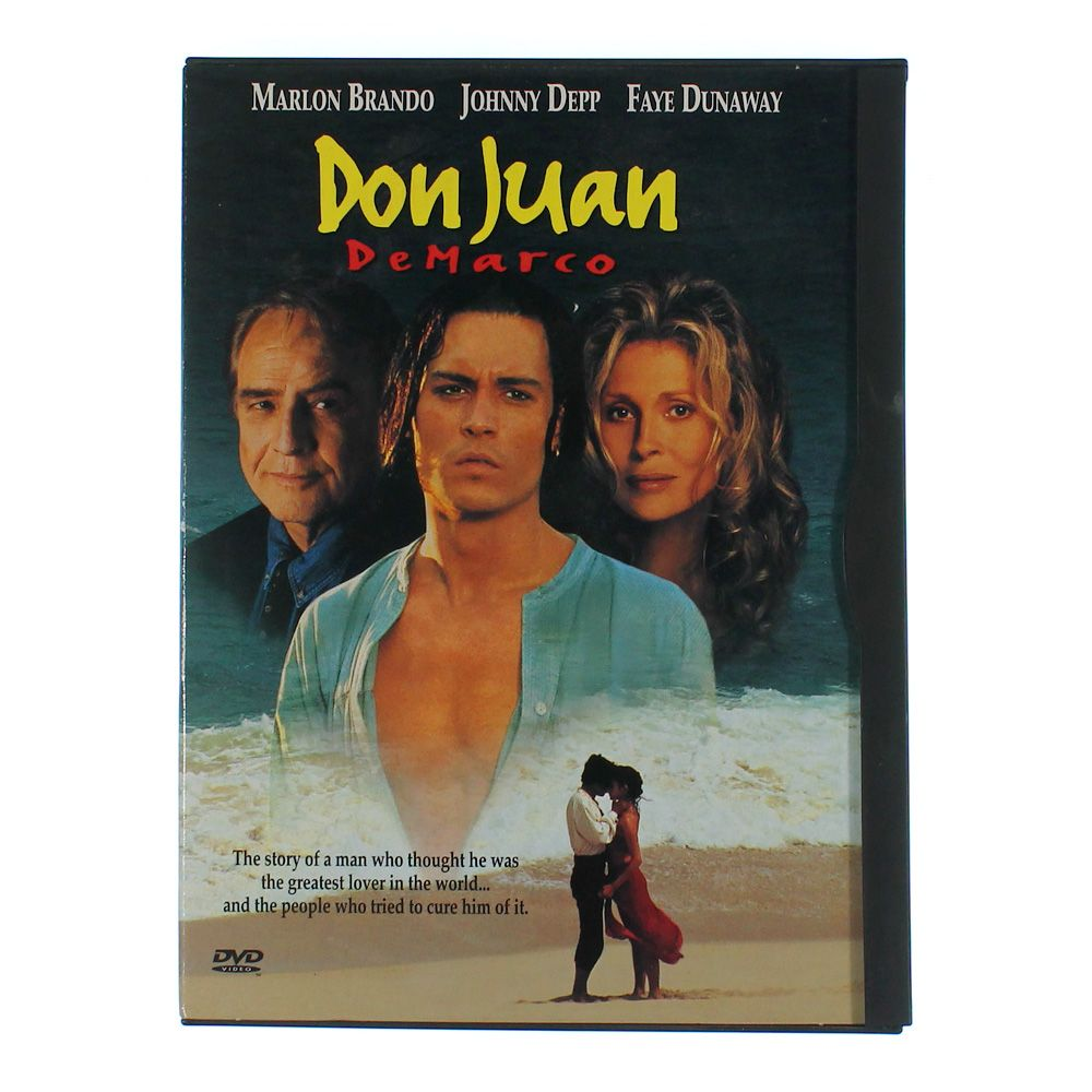 Movie: Don Juan DeMarco 7477741549