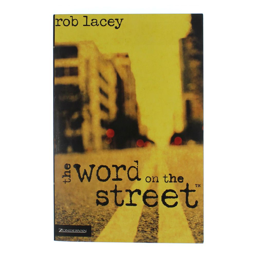 Book: The Word on The Street 7482207017