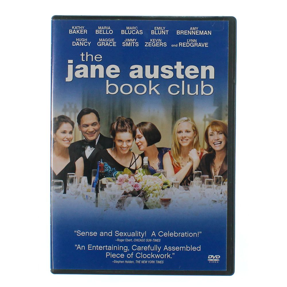 Movie: The Jane Austen Book Club 7483776178