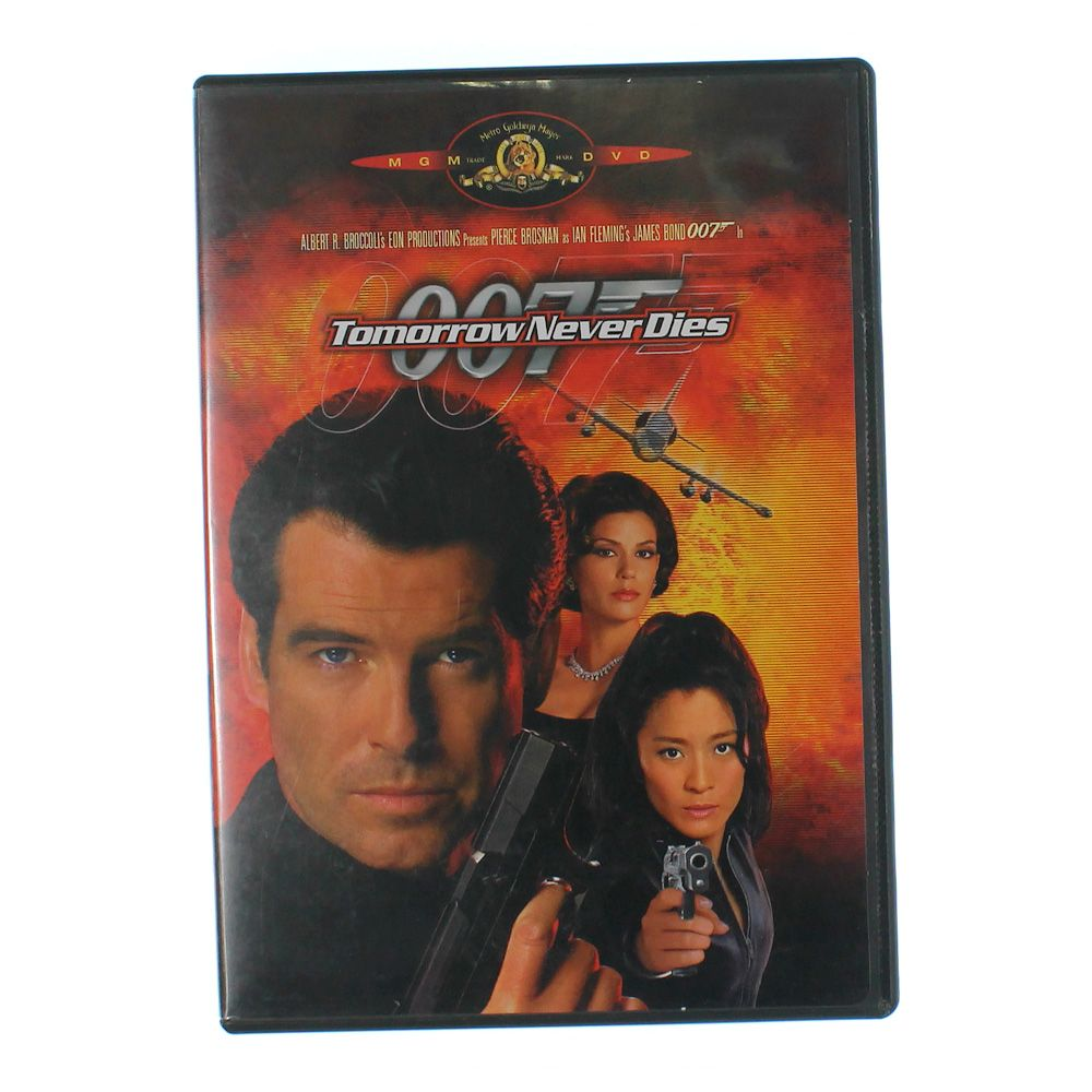 Movie: Tomorrow Never Dies 7488876790