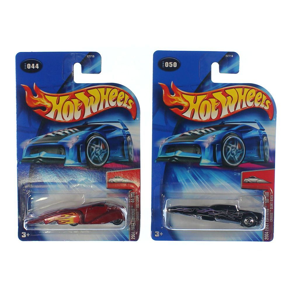 Image of 2012 Hot Wheels New Models '64 Chevy Chevelle SS Grey #2/247