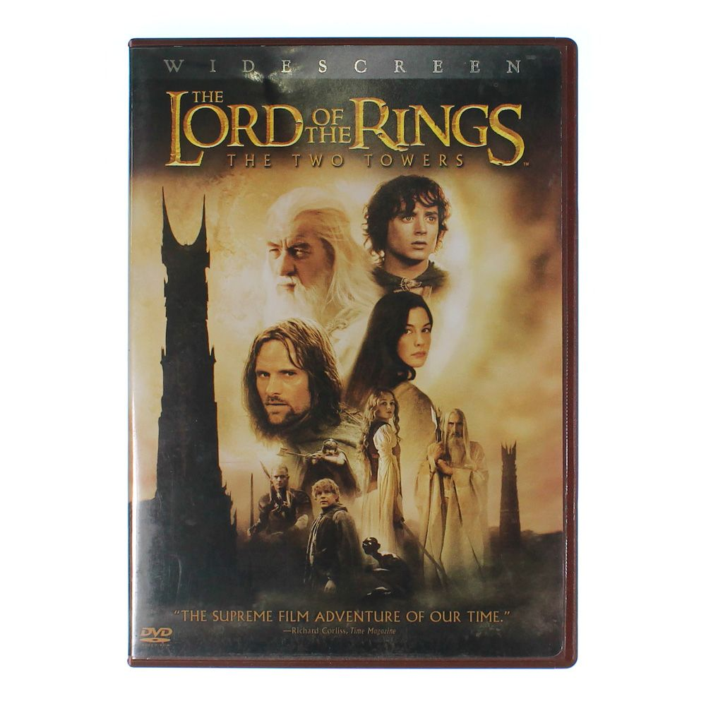 Movie: The Lord of the Rings: The Two Towers 7494334840
