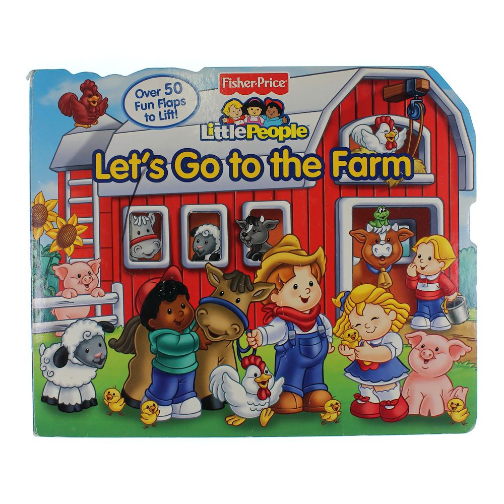 Book: Let's Go To the Farm! 7495325092