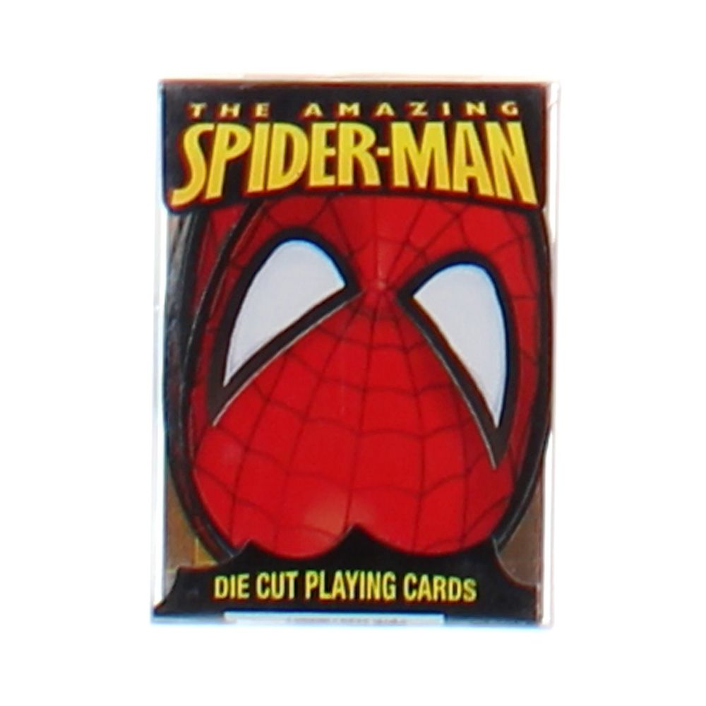 The Amazing Spider-Man Die Cut Playing Cards 7496039888