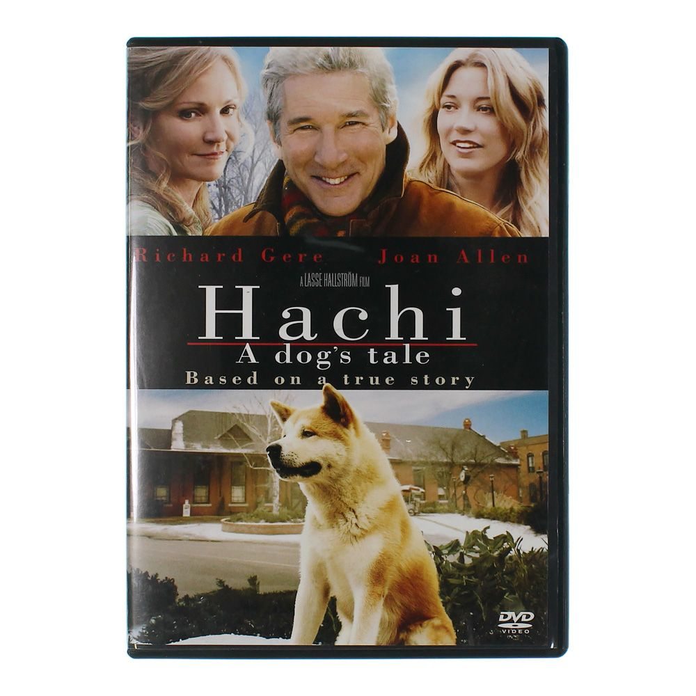 Movie: Hachi: A Dog's Tale 7498716639