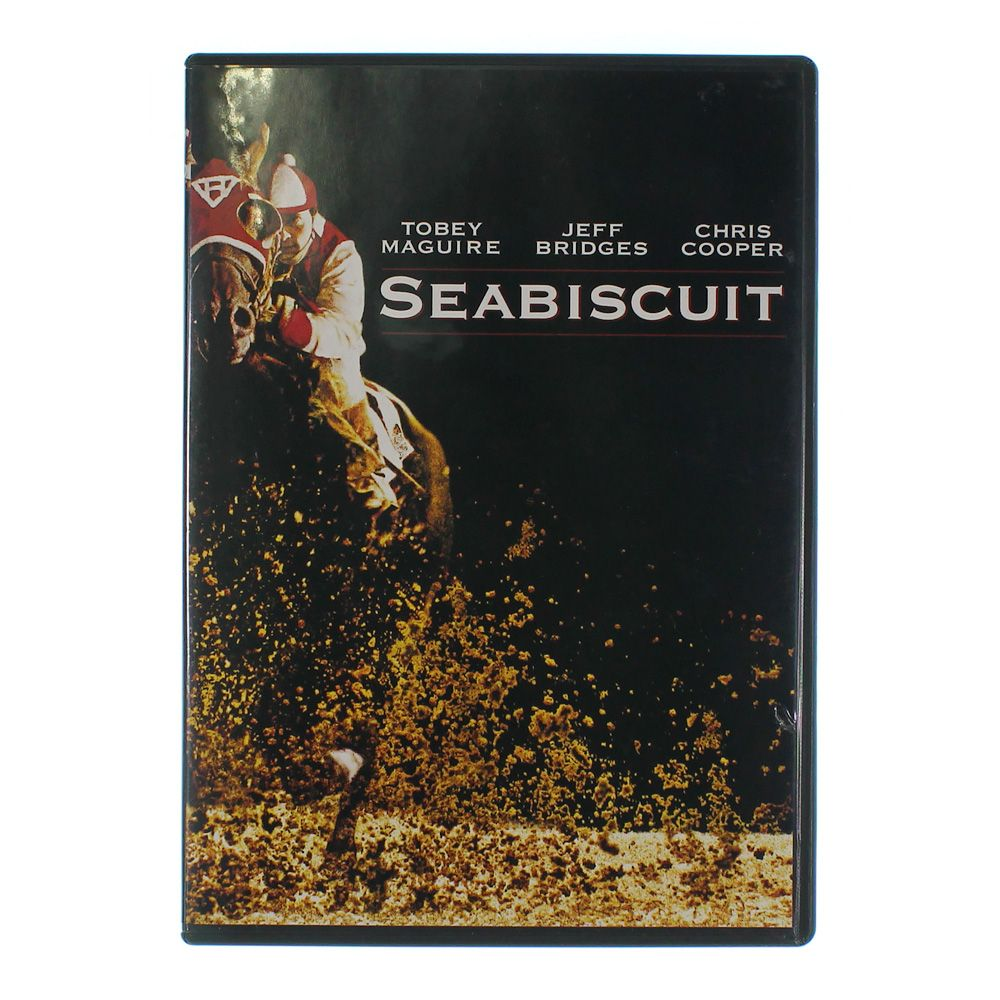 Movie: Seabiscuit (Widescreen Edition) 7505775233