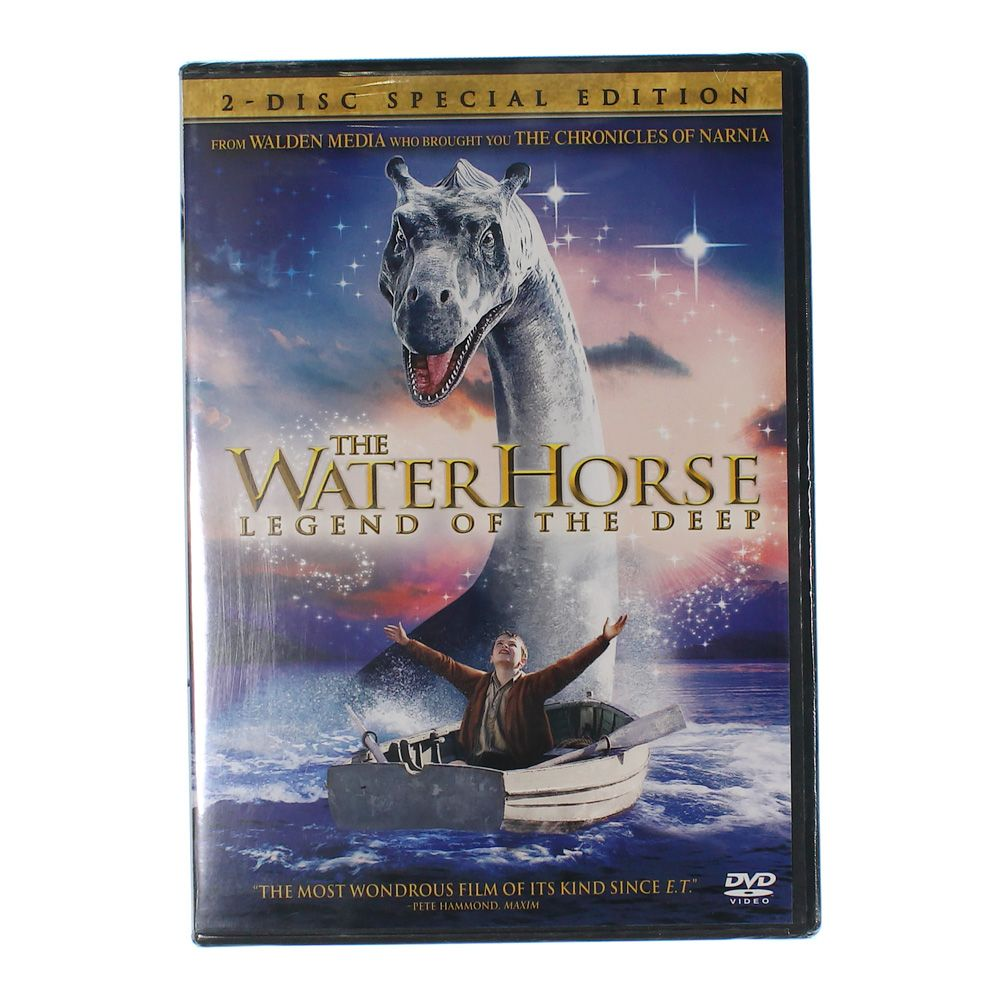Movie: The Water Horse: Legend of the Deep (Two-Disc Special Edition) 7511208664
