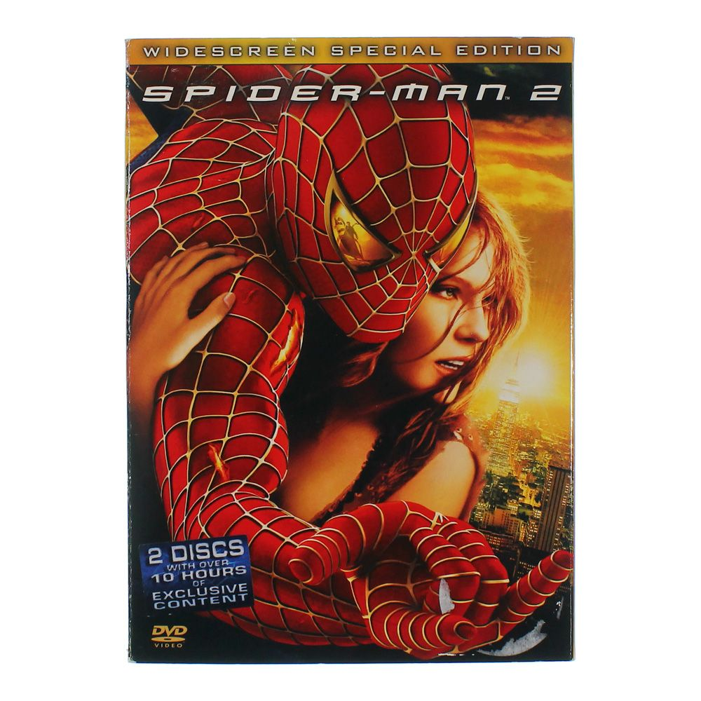 Movie: Spider-Man 2 (Widescreen Special Edition) 7513894457