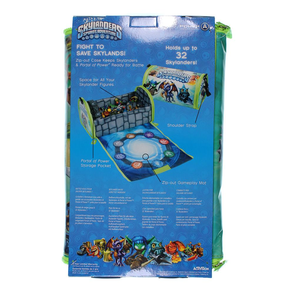 Skylanders Spyro's Adventure Case 7515087276