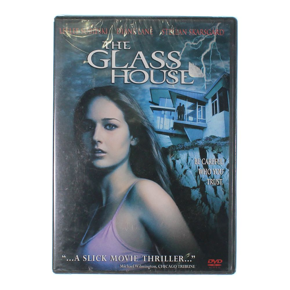 Movie: The Glass House (WS) (dvd_video) 7515185942