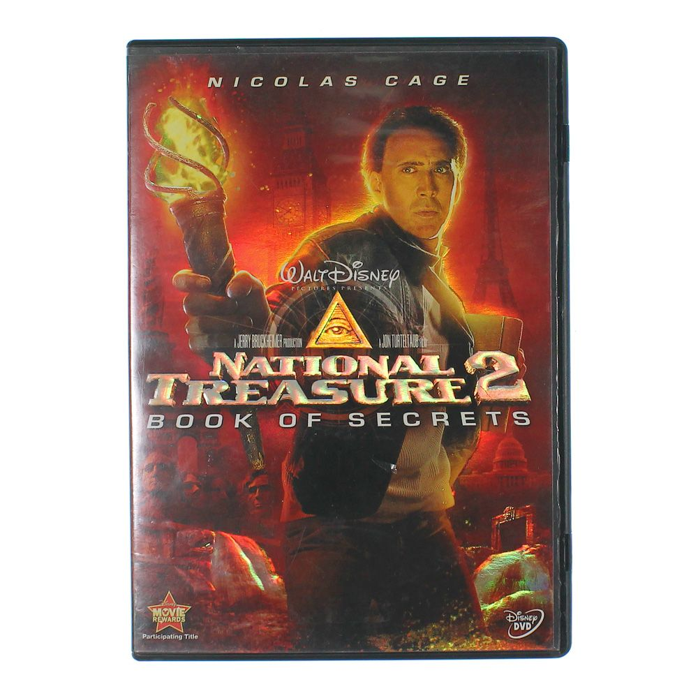 Movie: National Treasure 2: Book of Secrets 7517915819