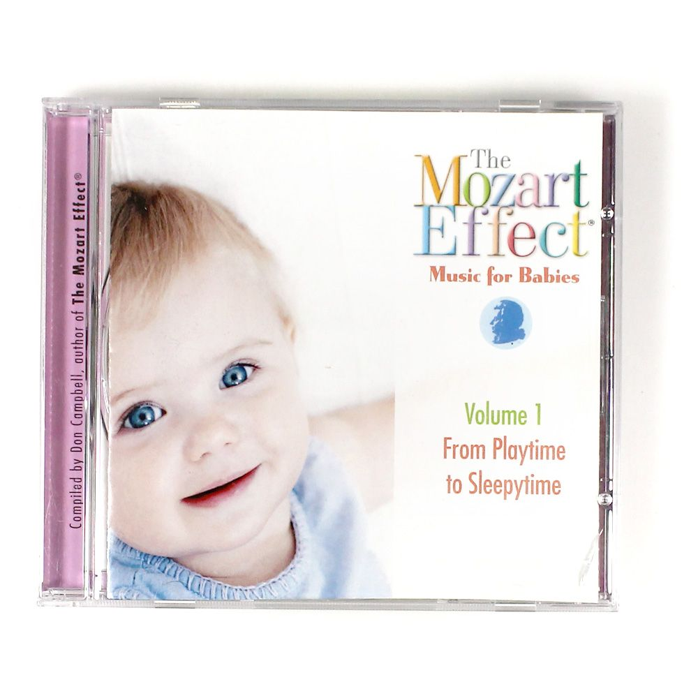 Image of CD: The Mozart Effect: Music for Babies Volume 1