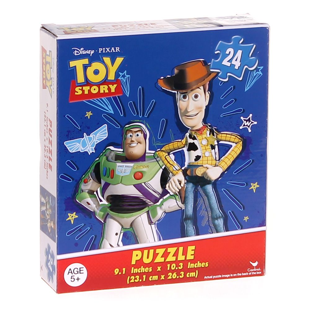 Toy Story Puzzle 7519529848
