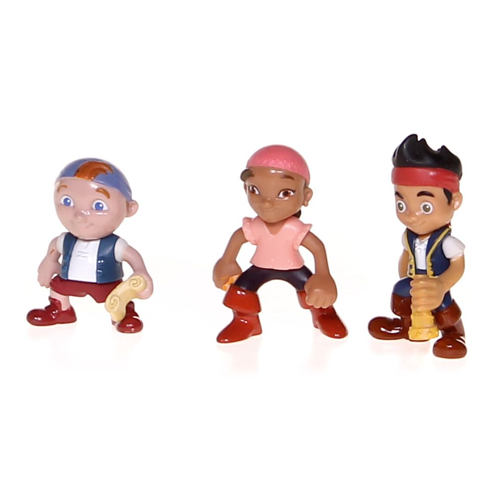 Jake & The Never Land Pirates Characters 7519845517