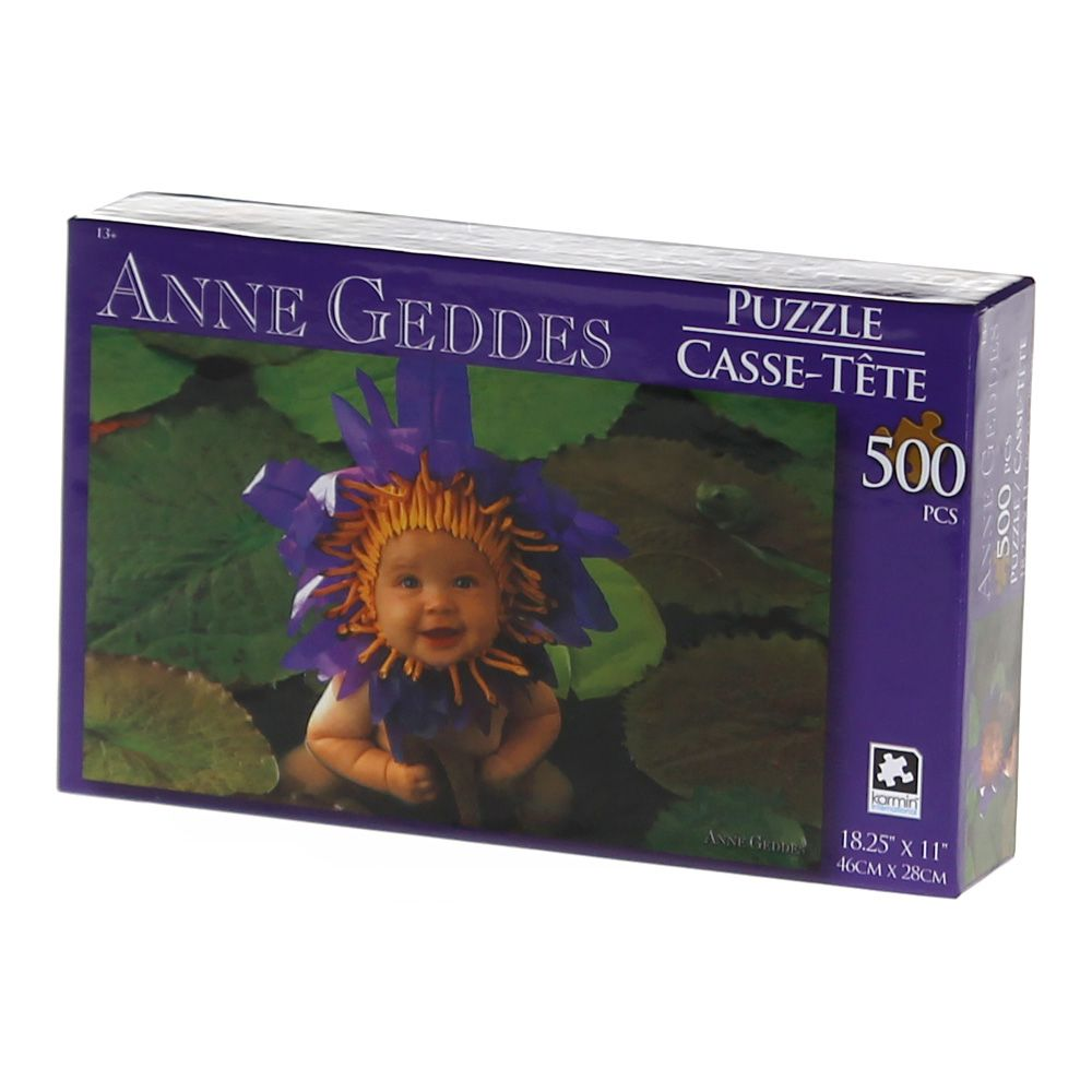 Image of Anne Geddes Puzzle
