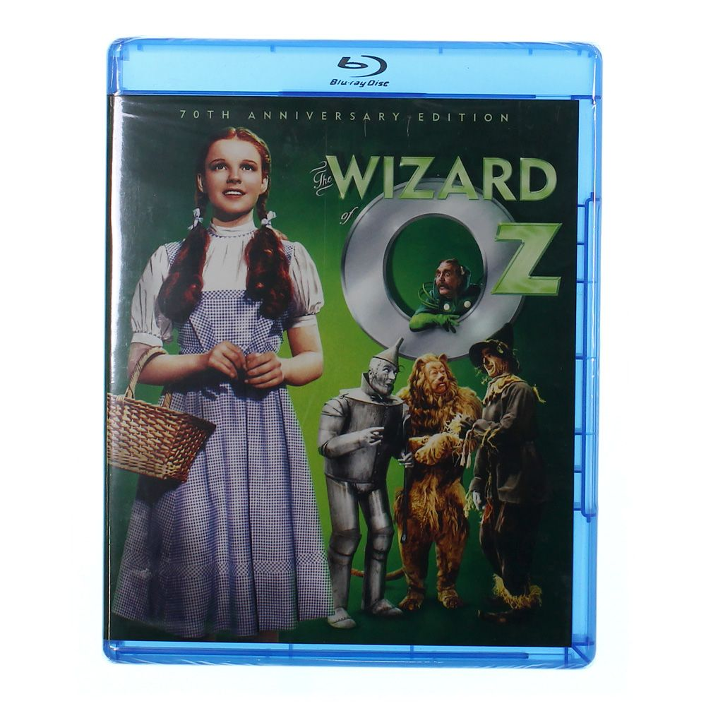 TV-series: The Wizard of Oz (70th Anniversary Edition) 7524169741