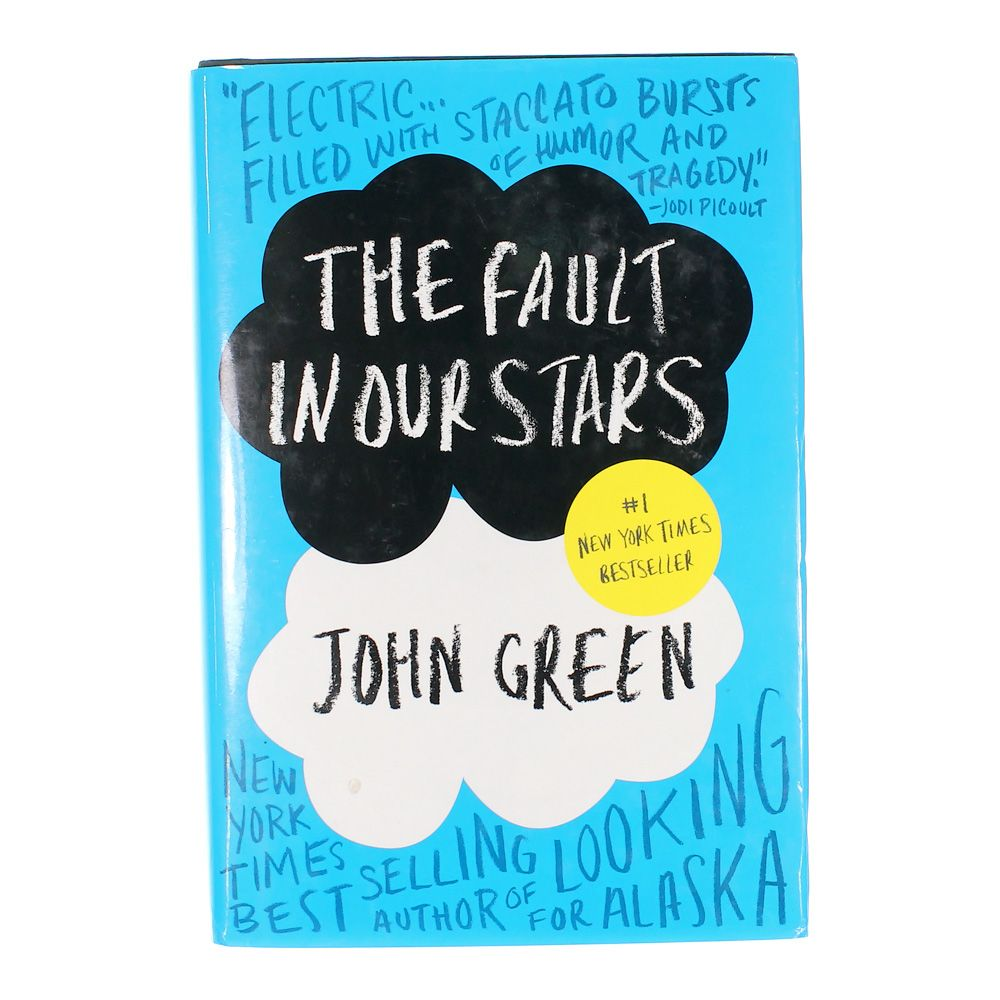 Book: The Fault In Our Stars 7529526109