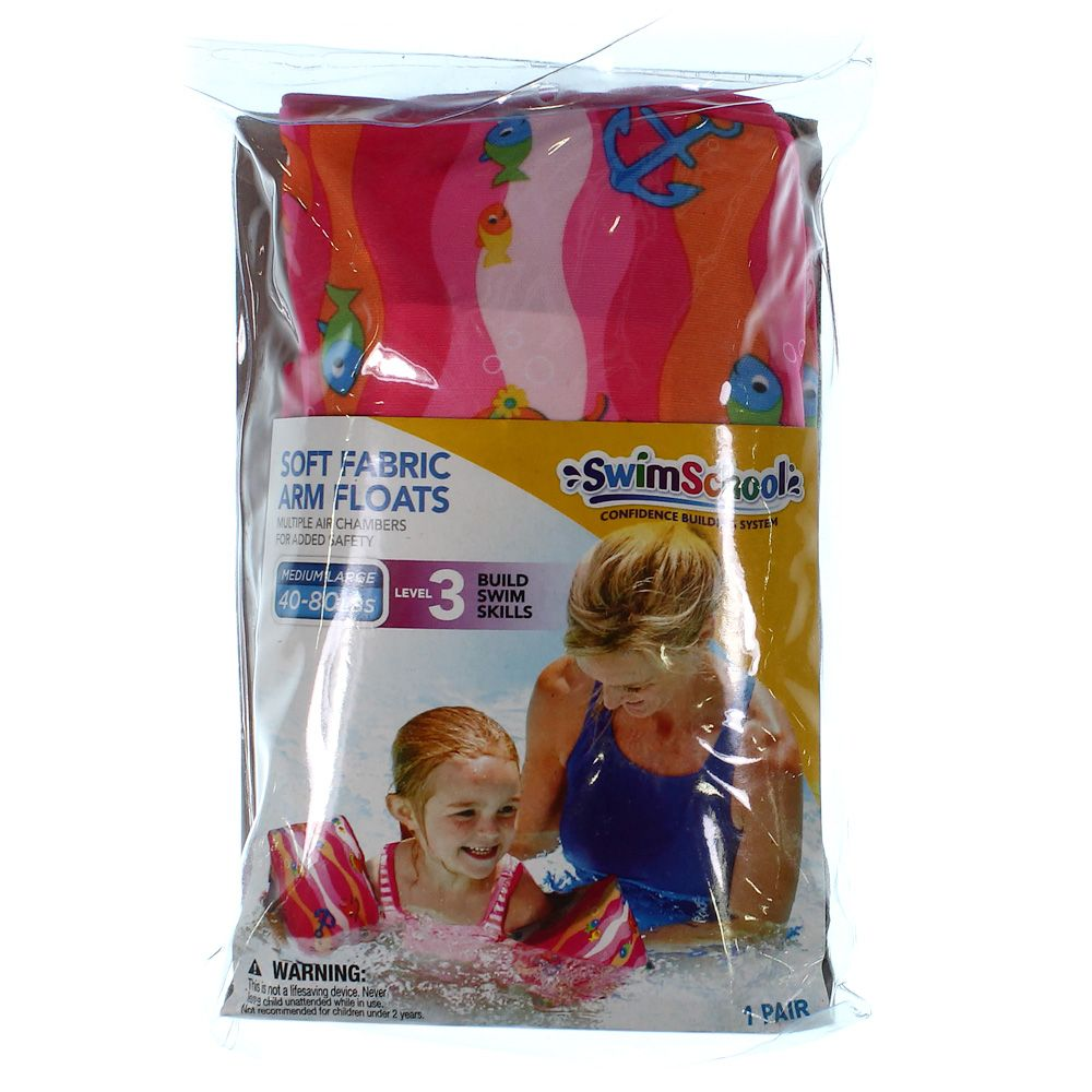 Image of Girls Inflatable Swim Armbands
