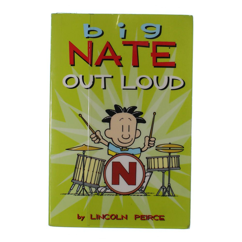 big nate out loud Can nate clean up his act, or will he flip out first find out in big nate flips out read now buy now buy now buy now with laugh-out-loud holiday comix.
